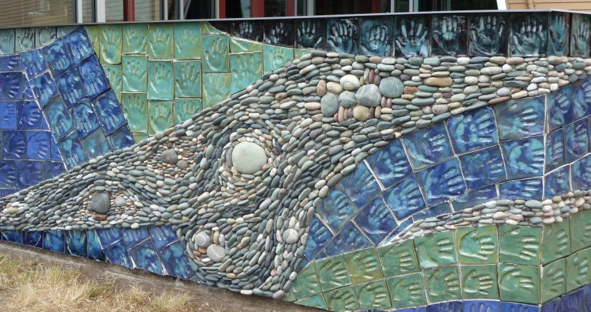 Mosaic Outside
